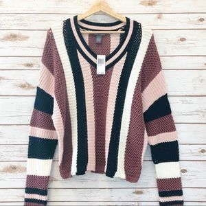Chelsea & Theodore • NWT Oversized Sweater